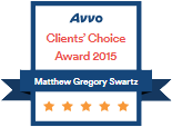 Avvo Clients' Choice Award 2015